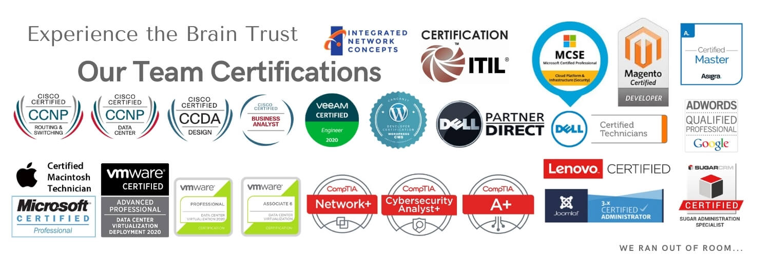 Integrated Certifications